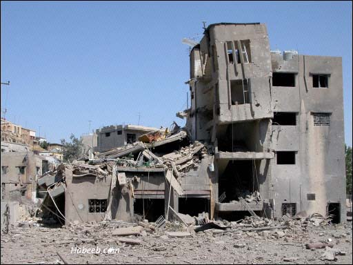essay about lebanon war
