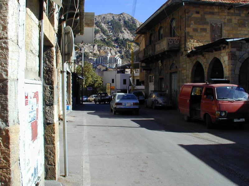 lebanese mountain lebanese architecture mountain village lebanon ...