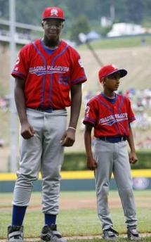Tallest Kid In The Little League World Series